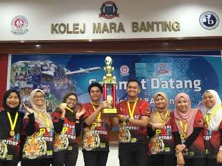 Malaysia Best Innovation Team IPMA 2018 University Innompic Games Kolej Mara